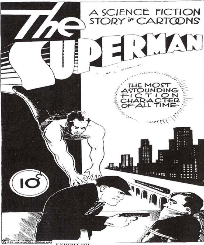 ilk superman