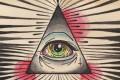 13 üçgenli göz