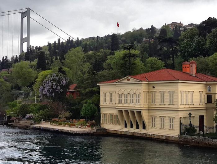 Zarif Mustafa Paşa Yalısı