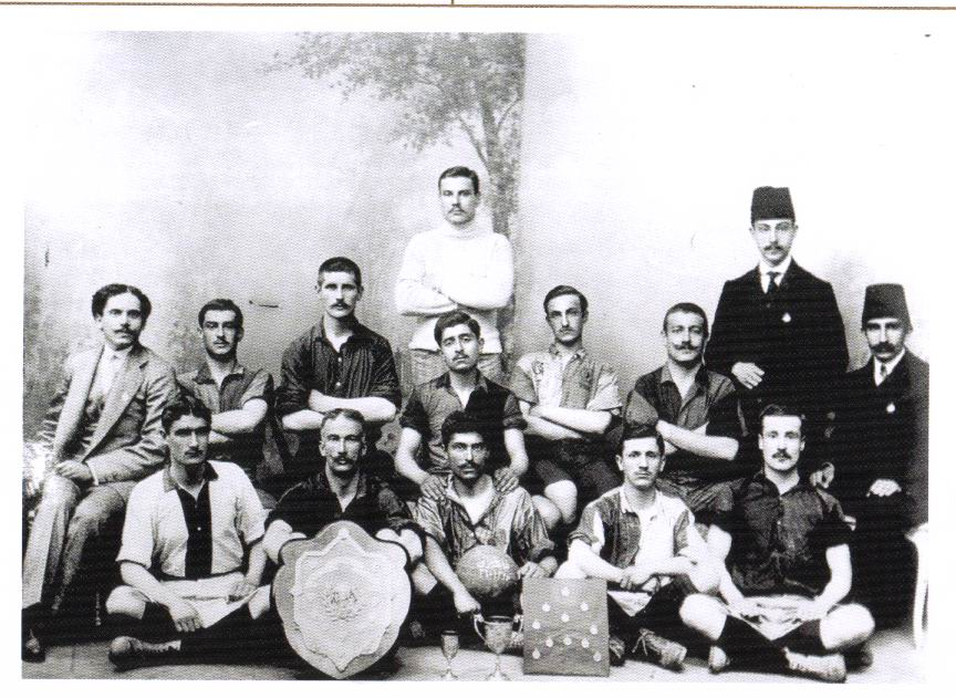 türk futbol tarihi