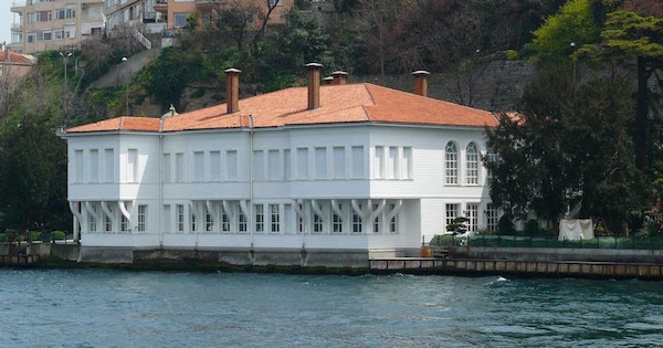 Ahmet Fethi Paşa Yalısı