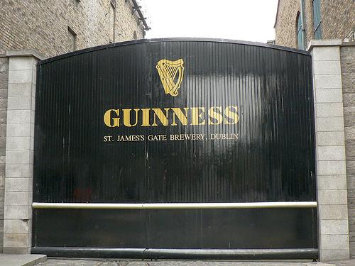Dublin ile Guinness adı özdeşleşmiş durumda.