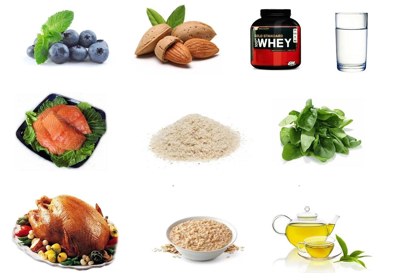 Диета быстрый метаболизм