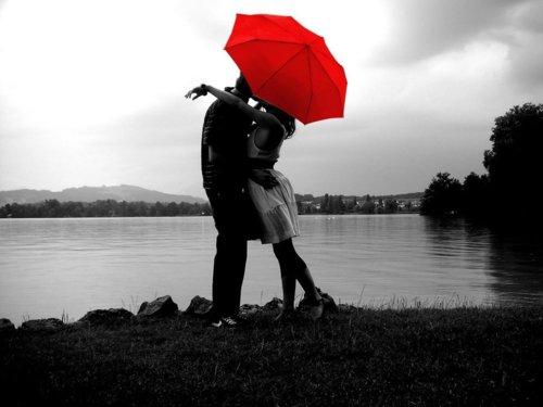 romanitik çift